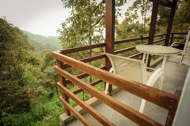 Barns Jhana - Balcony View - Malihom Penang, Penang Balik Pulau hotel
