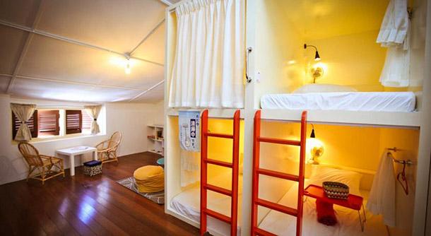 Penang Tofu Cafe Beds and Bikes Hostel