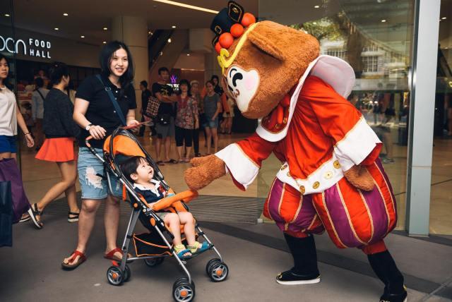 Penang Chinese New Year Celebration 2016