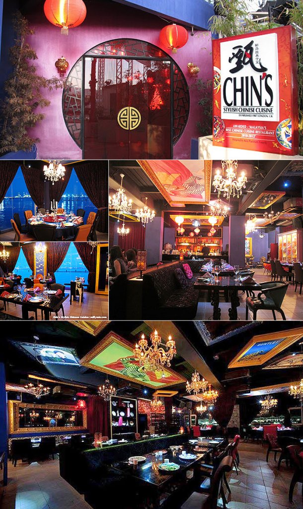 Penang Valentine Restaurant Chin's Stylish Chinese Cuisine