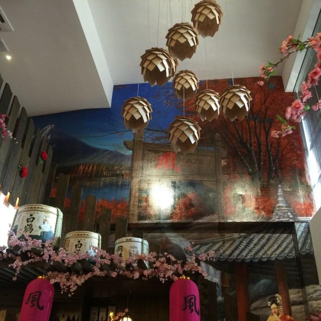 Penang Bukit Tengah japanese restaurant, Kaze width=