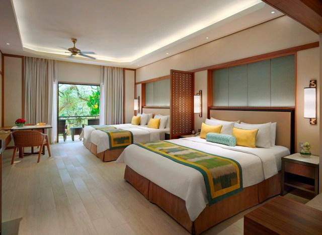 Penang Rasa Sayang Resort Deluxe Family Room