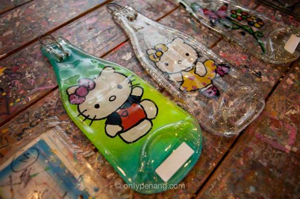 Free gift for kid after crafting class