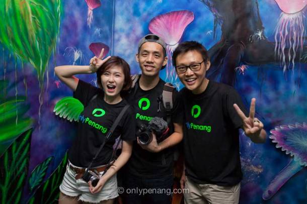 OnlyPenang team review for ibox