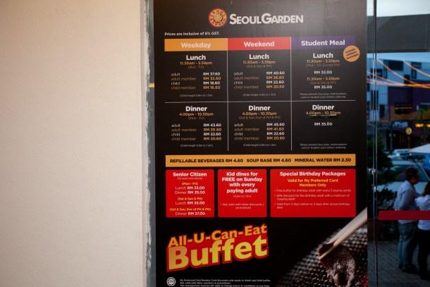 Korean Barbecue Restaurant