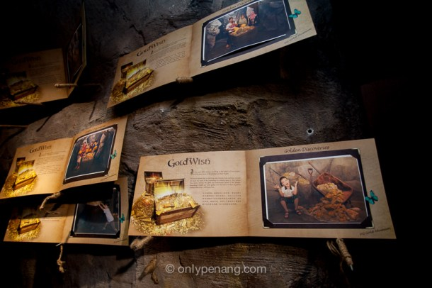 A memorable photo album from Penang Gold Museum