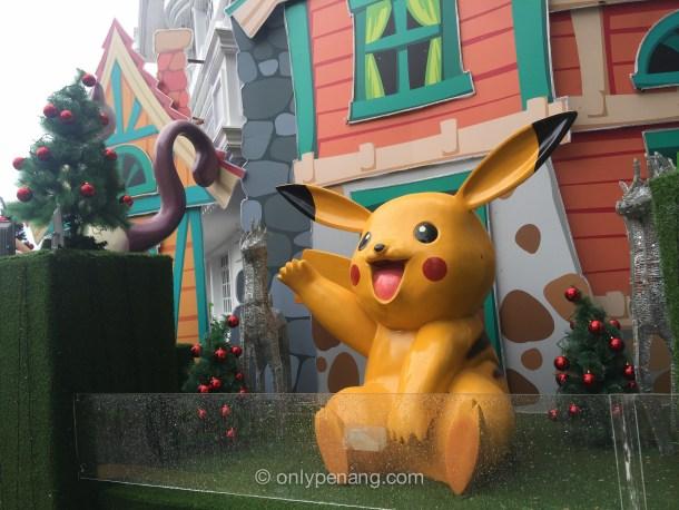 Pikachu Penang Kelawai