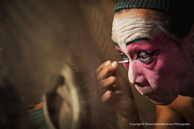 Cantonese Opera Dato Keramat During Hungry Ghost Festival - by Sherwyndkessler Event Photography
