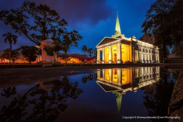 St George Church - by Sherwyndkessler Event Photography