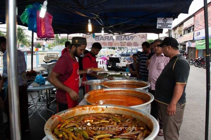 Nasi Arab Kepala Batas 3
