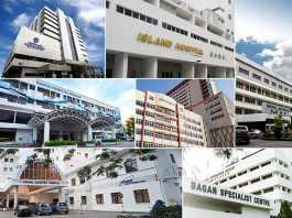 Penang Hospital as medical tourism destination