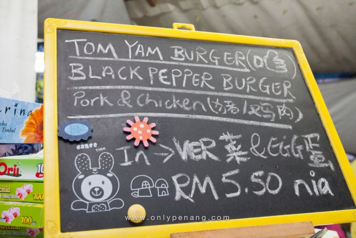 Jio Friends to Amazing Penang Burger! 2