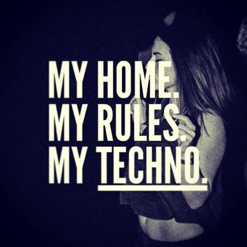 Why You Should Date a Techno Girl