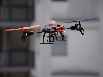 Police Will Be Using Drones To Fight Illegal Raves