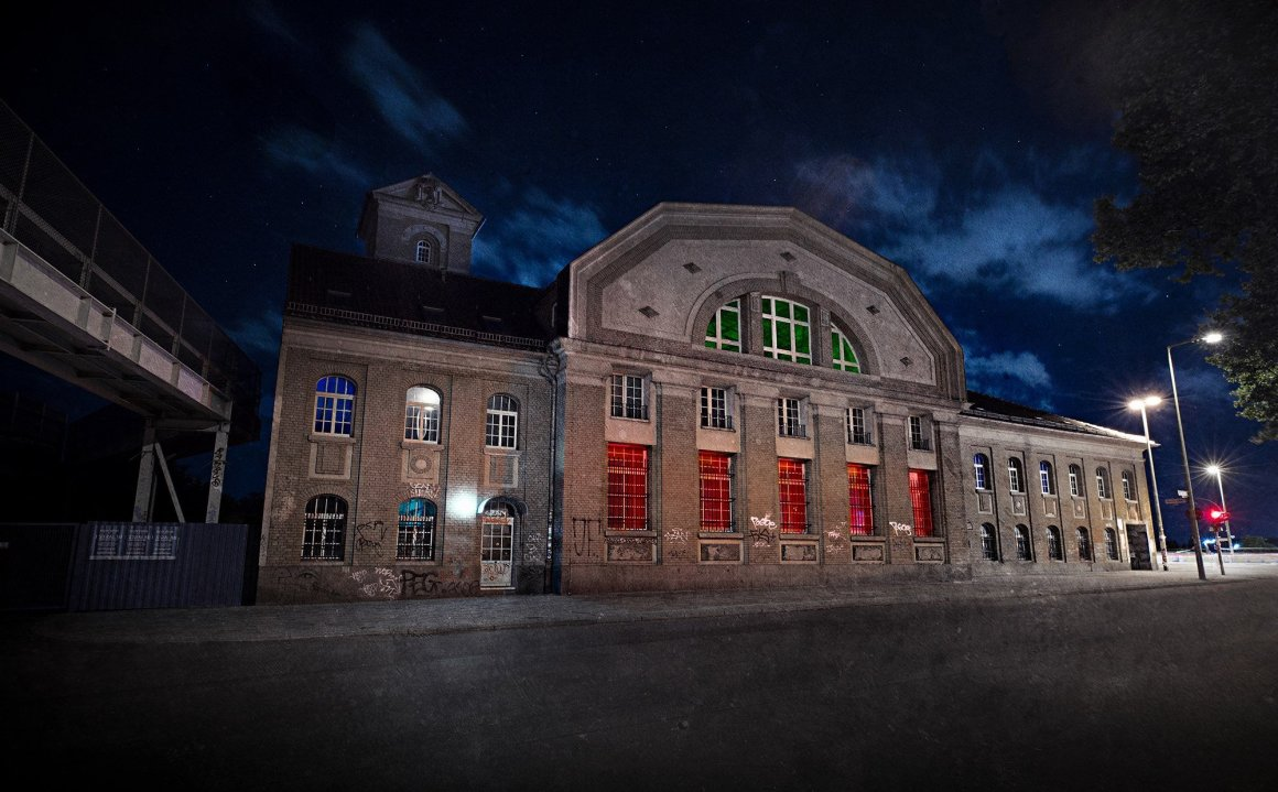 New Berghain is opening on Saturday!