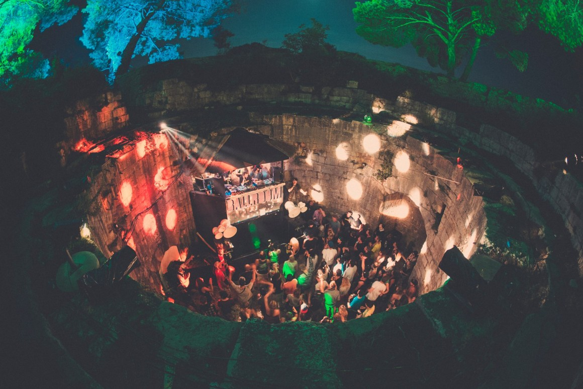 Top Abandoned Places For Festivals and Raves In The World