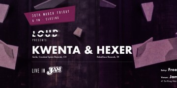 Techno Session You Shouldn't Miss: Kwenta & Hexer Live from Bangkok