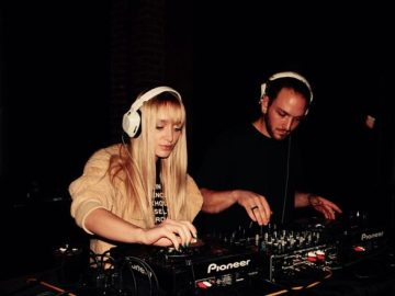 Amateur DJ Couple Seeks Donations To Tour The World