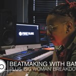 Watch Bamz Make a Beat on the Fly at Point Blank London