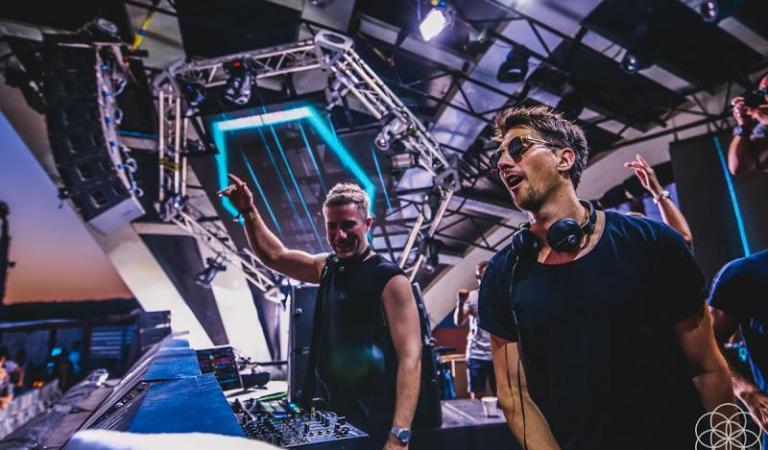 Hear Pan-Pot's Mix Ahead Of Sonus 2018