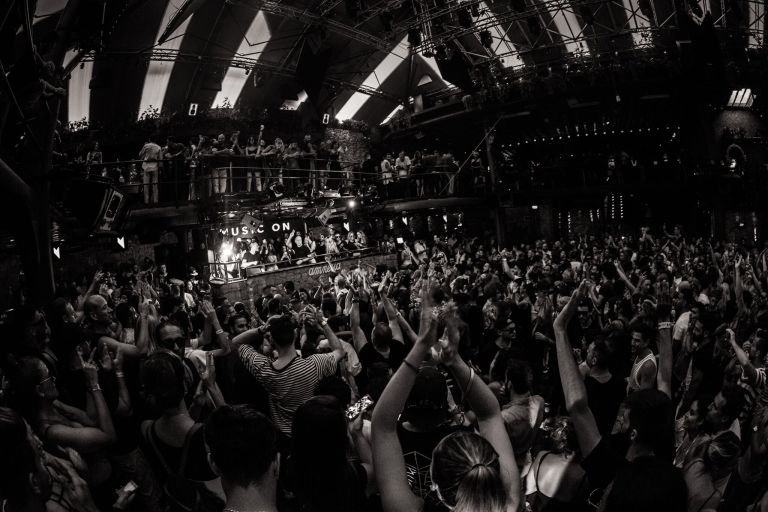 Marco Carola, Paco Osuna, Marco Faraone this Friday at Music On Amnesia Ibiza