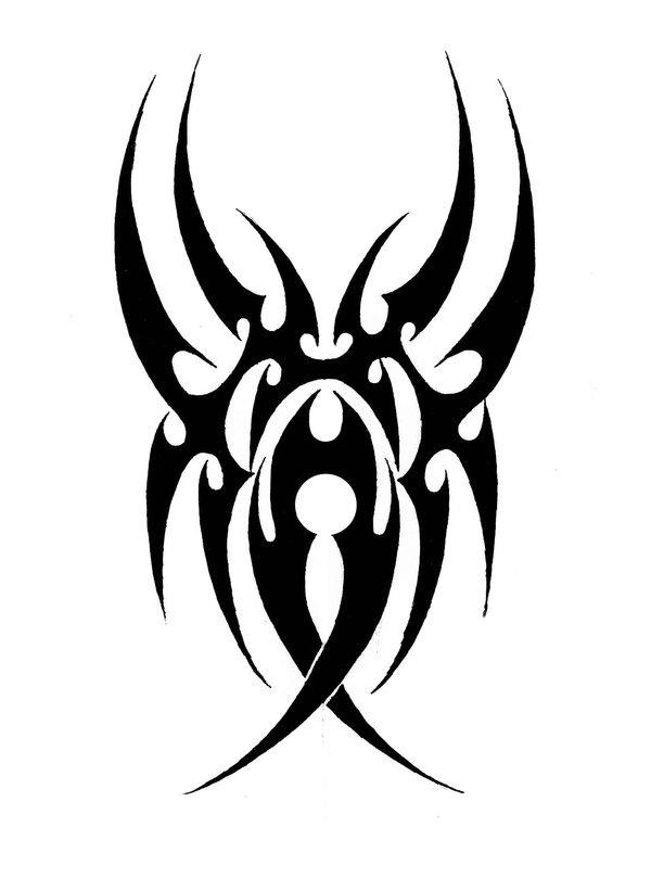 Ying Yang Symbol Tattoos For Men