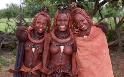 Image result for himba tribe