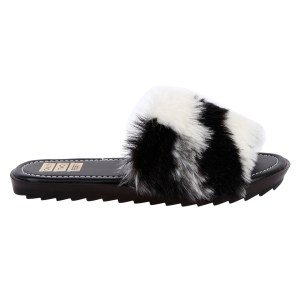 FSB fur sliders fsb black_2