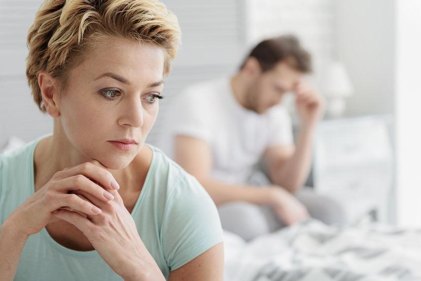 Randí s manželem po dobu 9 let
