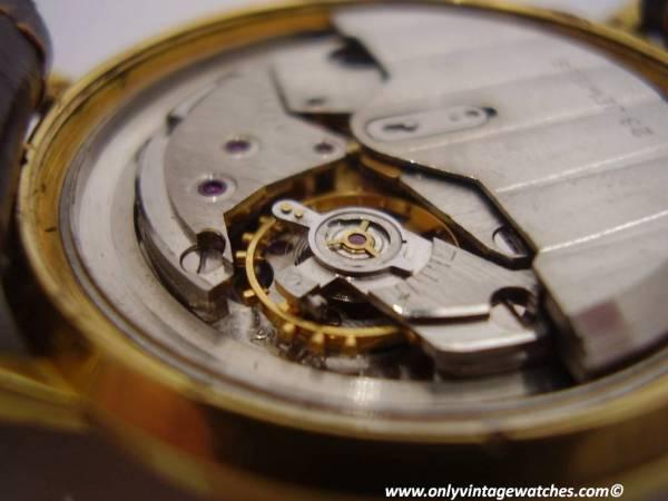 Poljot De Luxe Automatic 8
