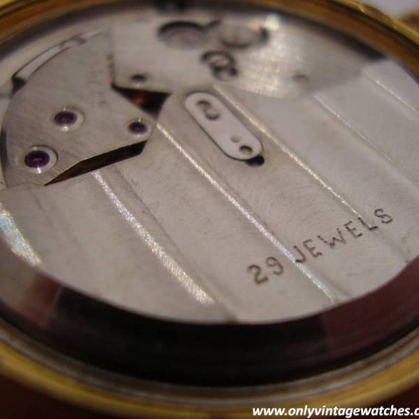 Poljot De Luxe Automatic 9