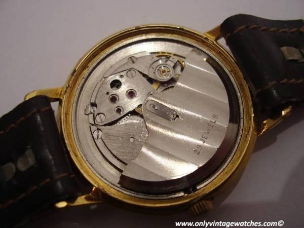 Poljot De Luxe Automatic 11