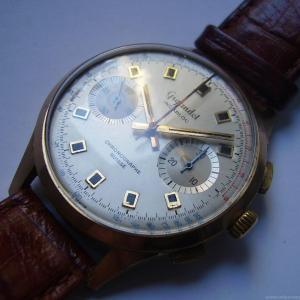 Gigandet Valjoux 7733 Chronograph