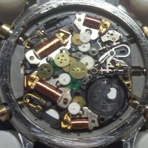Service Seiko 7txx Quartz Chronograph