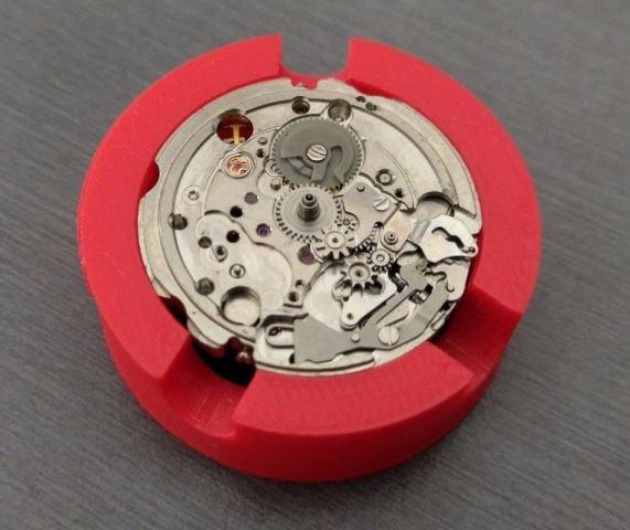 VTA 6170 movement holder for SEIKO 61xx/63xx/754x/70xx