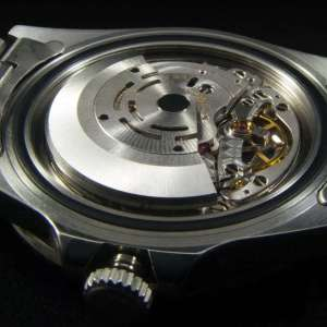 Service for Automatic Diver Watch