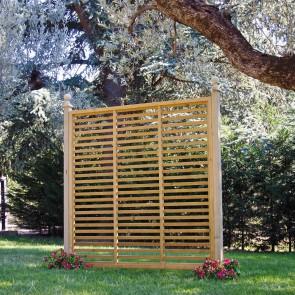 Quick star paravento da giardino 220 x. Frangivista E Frangivento In Legno Difendi La Privacy Onlywood