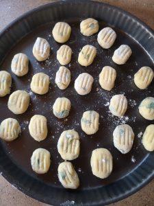 Gnocchis-préparation