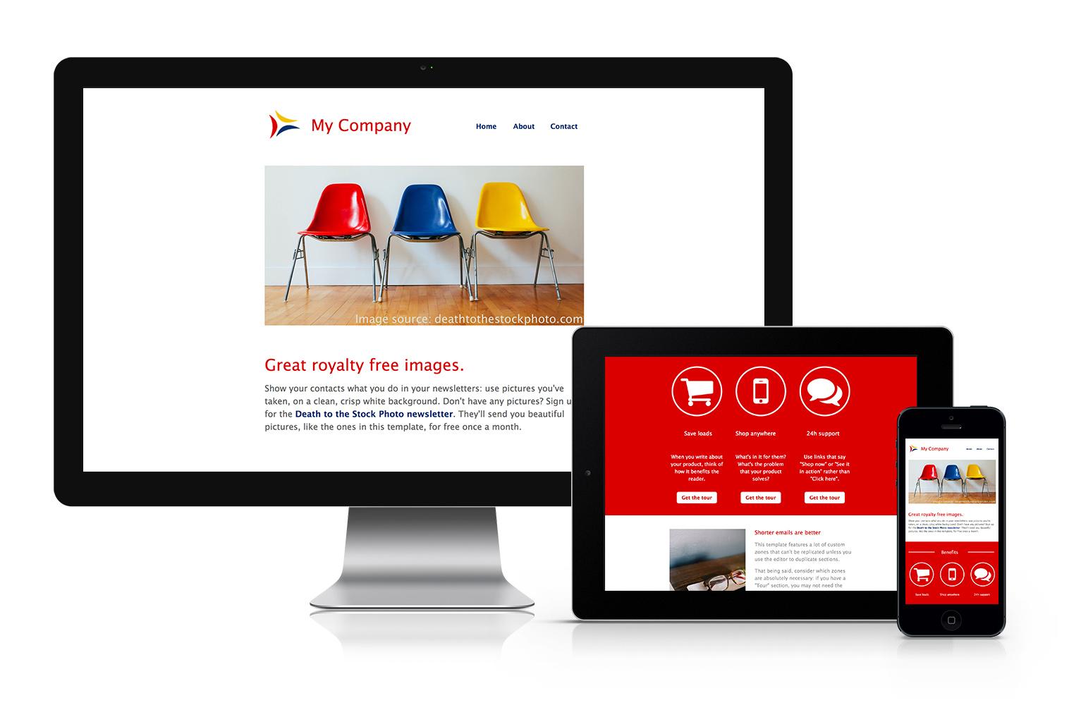 OnMarketing realizzazione siti web responsive