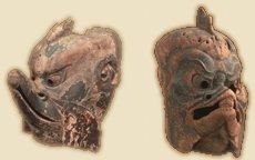 Karura, Modern Gigaku Masks