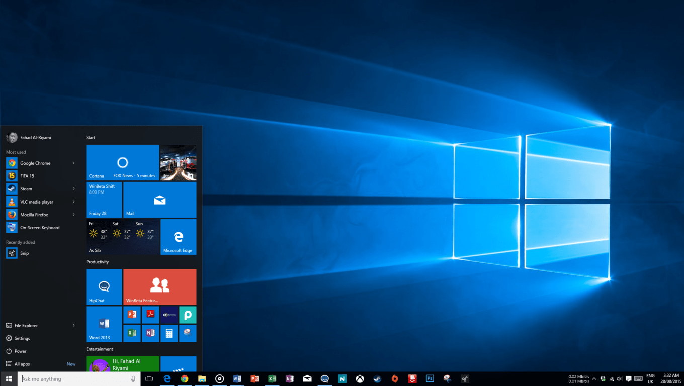 Microsoft launches new colorful Windows 10 icons