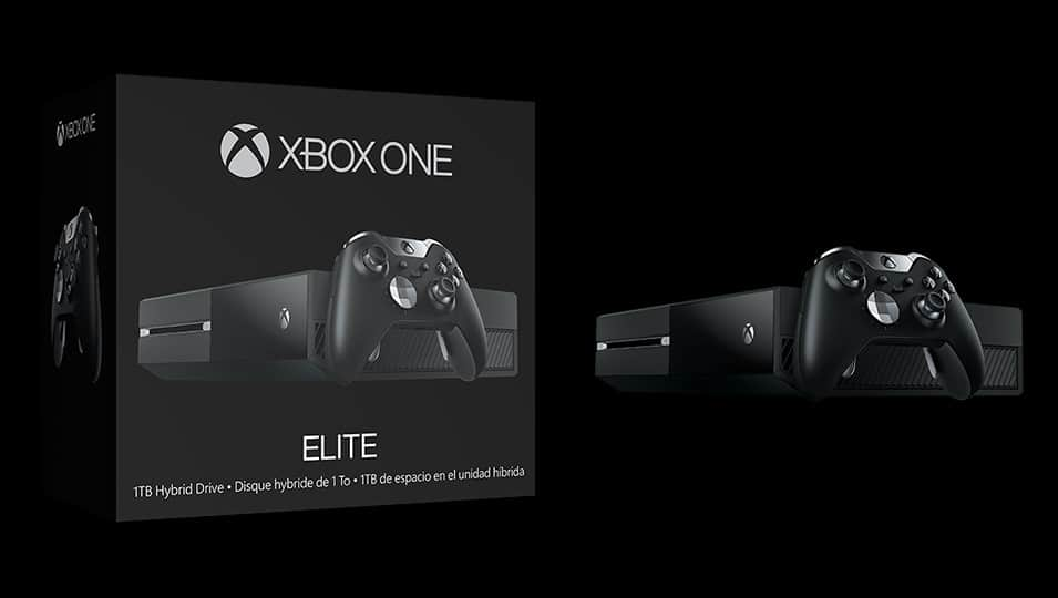 Microsoft Announces Xbox One Elite Bundle And Lunar White Wireless Controller