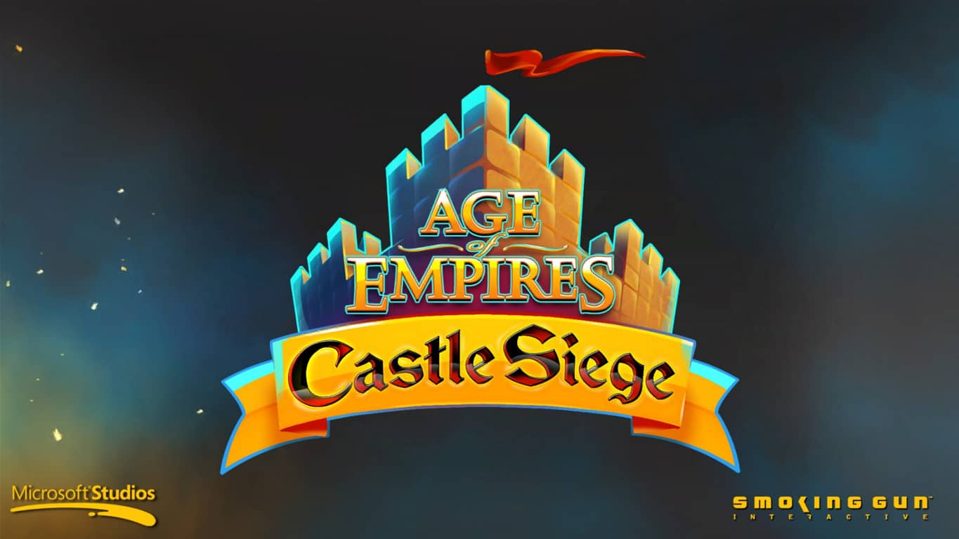 Age of Empires: Castle Siege on Windows 10