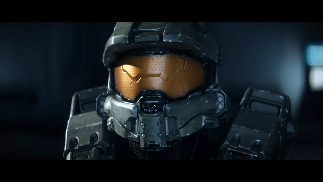 Halo 5 Guardians on Xbox One