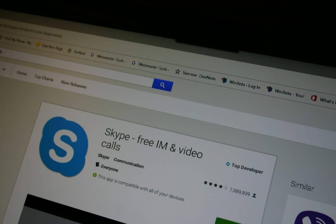 Skype bakes Android Wear support into latest Android app update