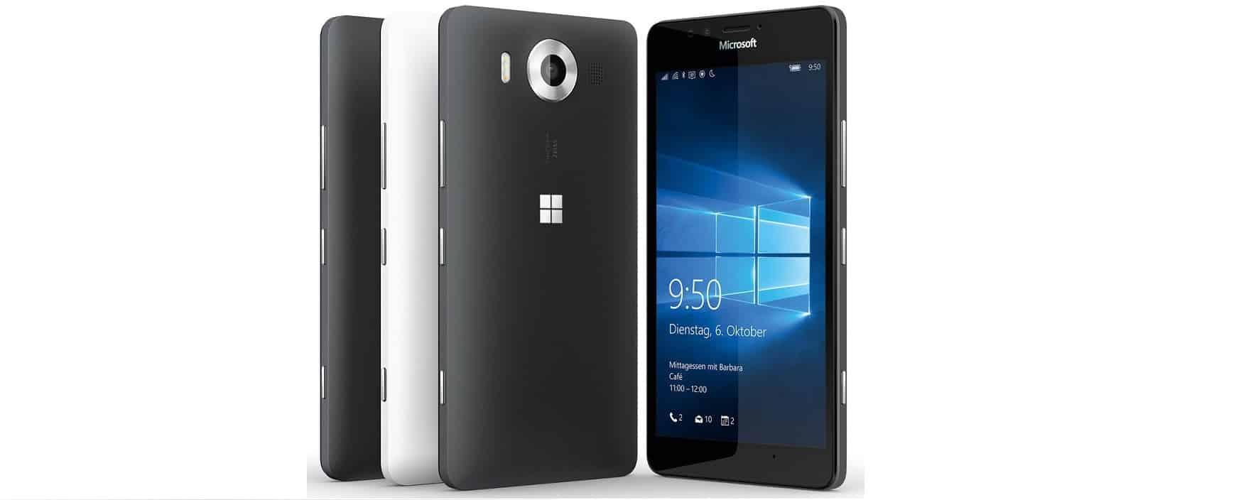 Lumia950