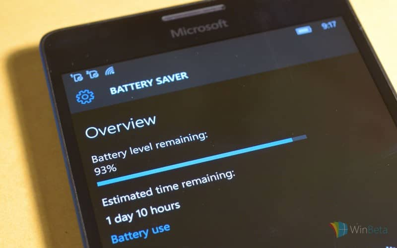 Top 10 ways to maximize your phone battery life on a Windows 10