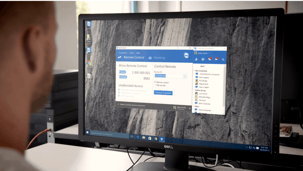 TeamViewer adds Continuum support to Universal Windows App