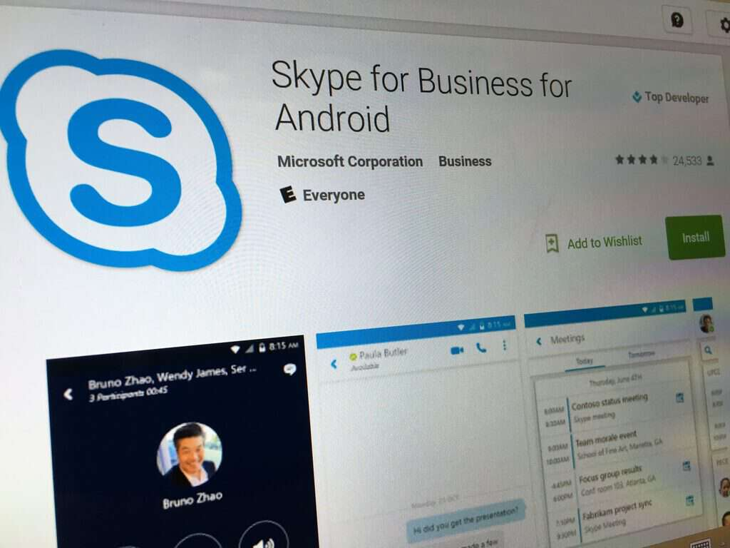 Skype for Business App SDK Preview is available for download