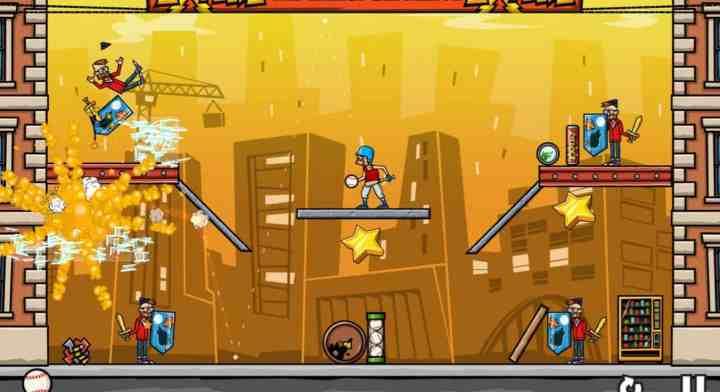 Baseball Riot Screenshot